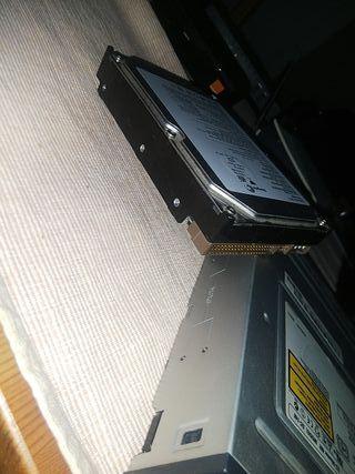 disco duro PC Sobremesa 120 GB