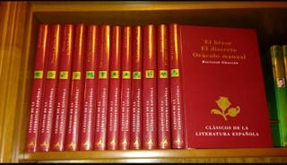 Coleccion clasicos de la literateratura.
