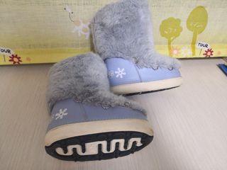 botas de nieve número 29