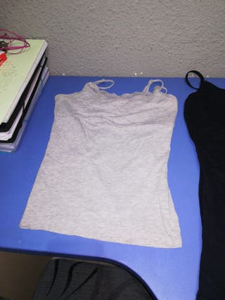 camisetas básicas tirantes