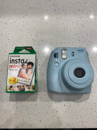 Instax Mini 8 and 20 Extra Sheets