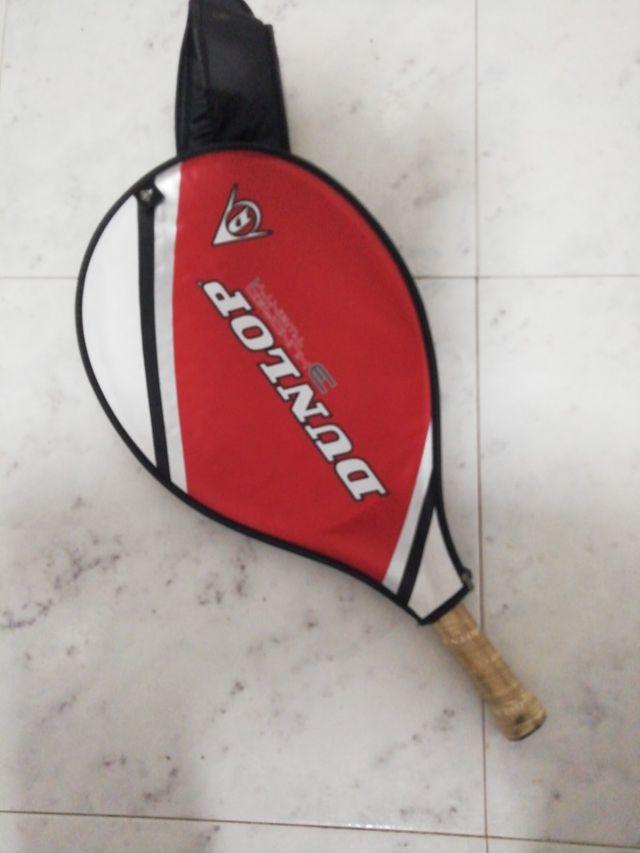 Raqueta de tenis infantil