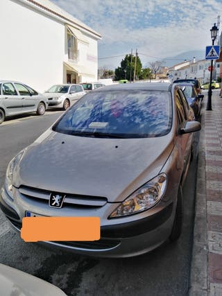 Peugeot 307 2HDI 90 XS 5p