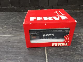 Cargador batería Ferve modelo f805