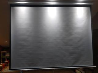 """pantalla proyección lux screen 120"""""""