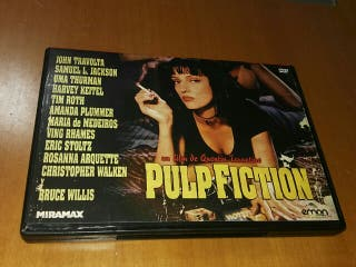 Pulp fiction- Dvd