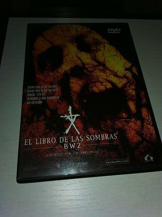 El libro de las sombras dvd