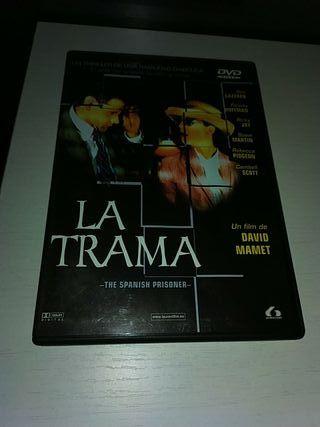 la trama (the Spanish prisioner) dvd
