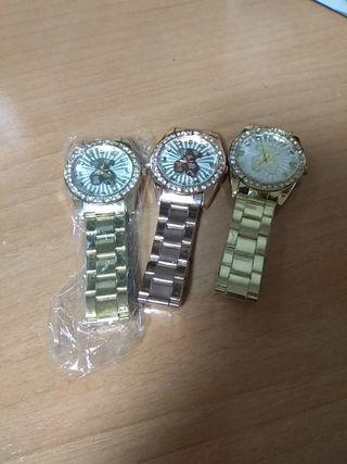 relojes de pulsera oso