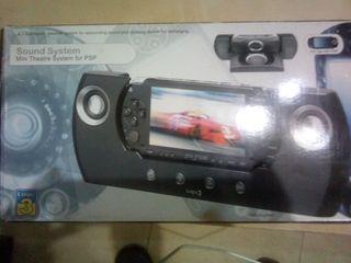 sound system PSP