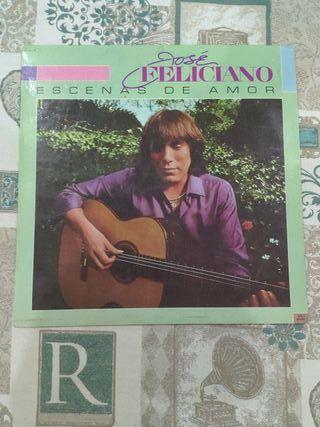 Disco de vinilo de José Feliciano