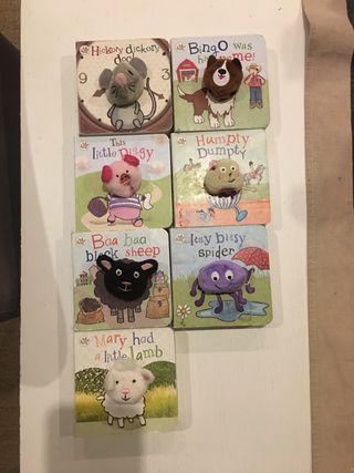 Canciones infantiles en ingles Nursery rhymes