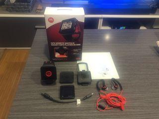 Pulsómetro GPS Motorola MotoACTV 8GB