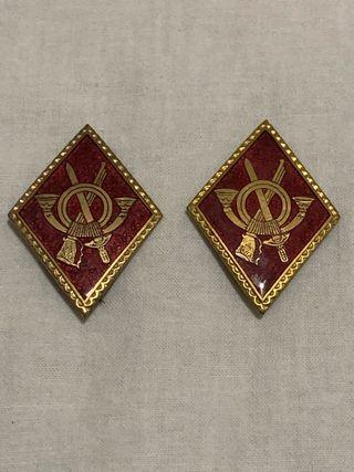 Rombos Infantería año 50/60