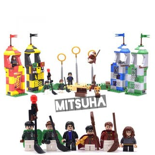 Pista Campo Quidditch Harry Potter lego