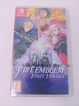 Fire Emblem: Three Houses Nuevo
