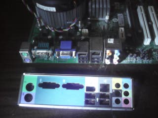 placa base intel dual core 2gb ram ddr2