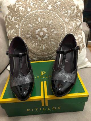 Zapato Pitillos