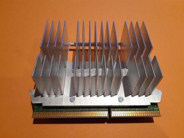 Antiguo Procesador Intel Pentium III