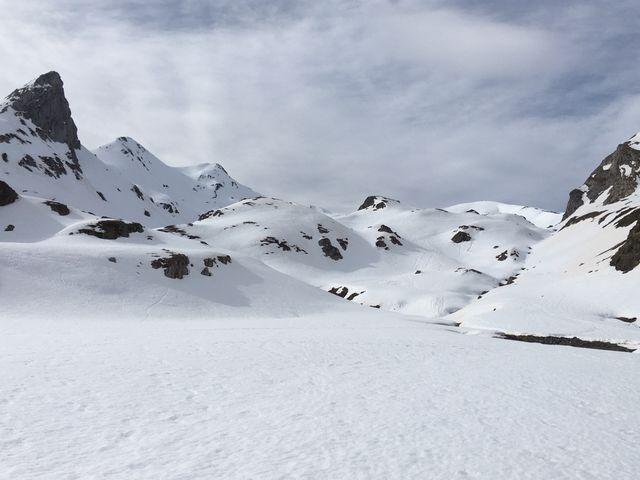 Esquís de travesia