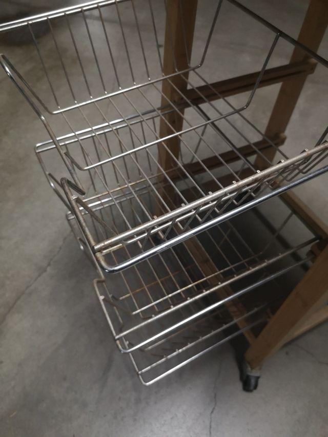 Mueble almacenaje cocina