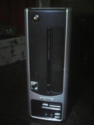 barebone amd dual 3800+ 4gb ram ddr2