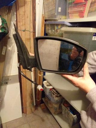espejo retrovisor Ford s max derecho completo.