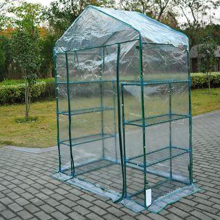 Invernadero de Jardín Caseta para Cultivos Plantas