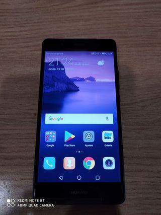 Huawei P9 Lite y SD de 32GB