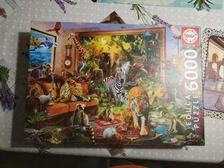 Puzzle Educa 6000 piezas
