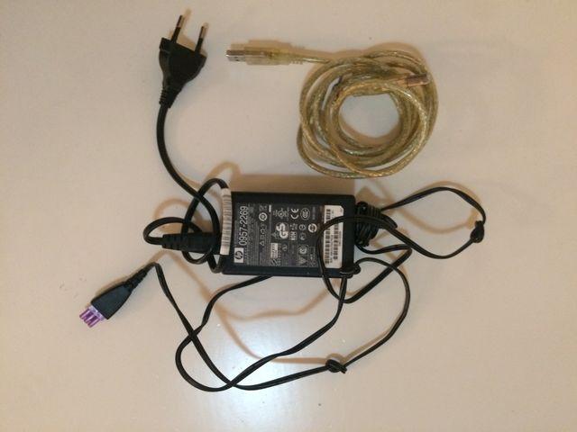HP Deskjet F2480 + 2 cartuchos tinta HP 300