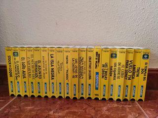 Colección de Tintin