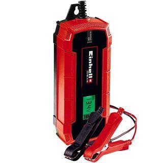Cargador de baterías Einhell 12V-6A (PRECINTADO)