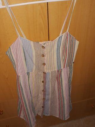 camiseta o vestido
