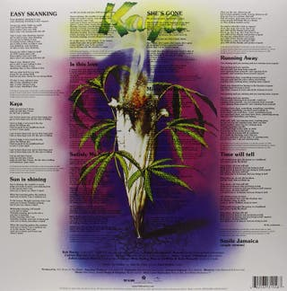 Disco Vinilo Bob Marley - Kaya [Vinilo]