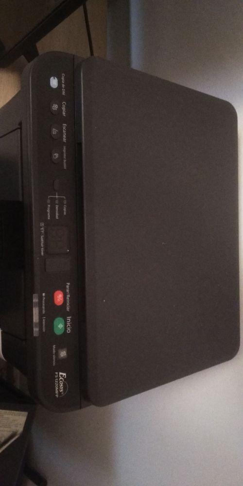 Impresora Kyocera fs1220
