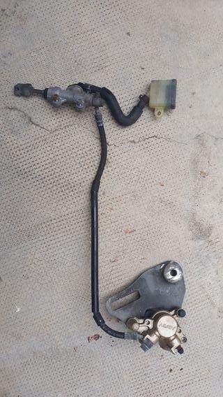 Conjunto freno trasero Honda CBR 125