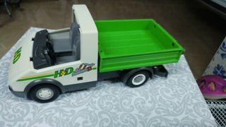 Camión de playmobil
