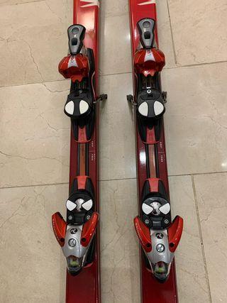 Esquís nuevos a estrenar marca Carving