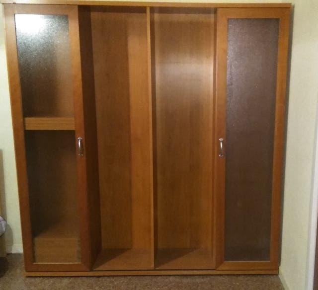 armario salón con estantes REBAJADO