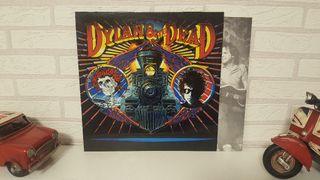 Disco de vinilo lp Bob Dilan - Dylan & The Dead
