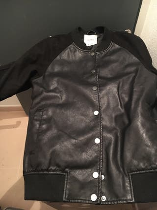 Bomber polipiel Pull and Bear
