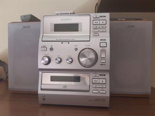 Minicadena Sony