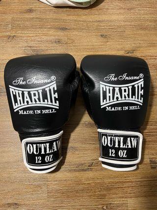 Guantes de boxeo Charlie