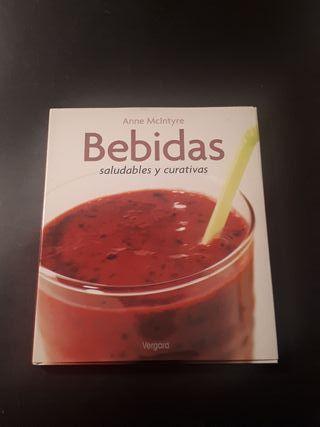 Libro: Bebidas saludables y curativas