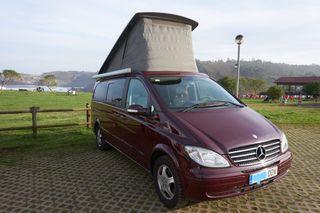 Furgoneta Camper Mercedes Viano Marco Polo