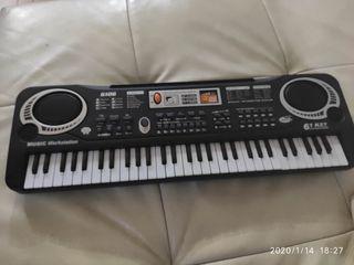 teclado electrónico piano juguetes nuevo