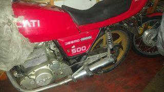Ducati 500 Desmo Twin
