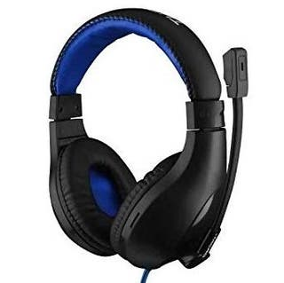 Auriculares Gaming Luz LED PC PS4 XBOX