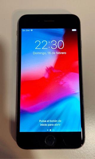 IPhone 6s 64GB Space Gray con batería nueva